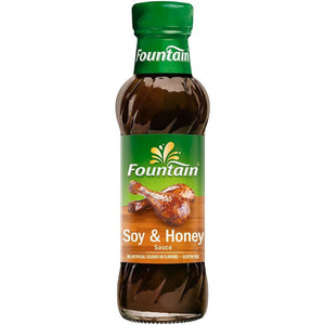 Fountain Soy & Honey Sauce 250ml