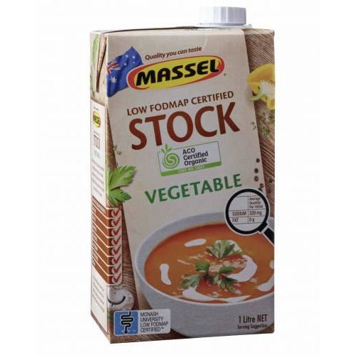 Massel Liquid Stock 1 Litre - Vegetable