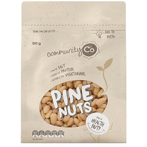 Community Co Pine Nuts 80g