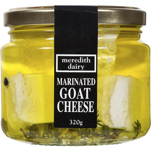 Meredith Goat's Milk Marinated in Oil & Herbs Feta 320g