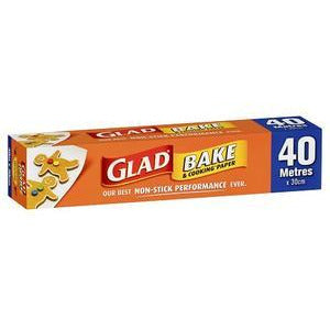 Glad Bake Baking Paper - 40M