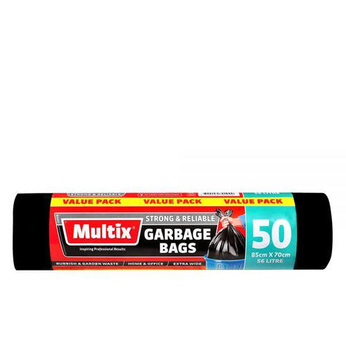 Multix Garbage Bag 50pk