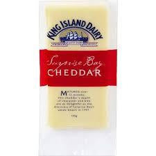 King Island Surprise Bay Cheddar 170g