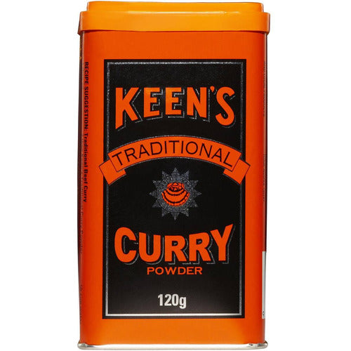 Keens Curry Powder 120g