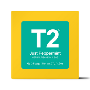 T2 - 25 Pack - Just Peppermint