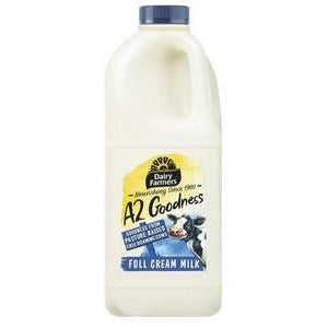 Dairy Farmers A2 Goodness Full Cream Milk 2L