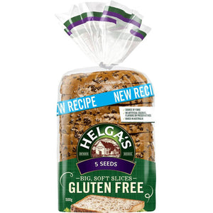 Helga's Gluten Free Mixed Grain Loaf 500g