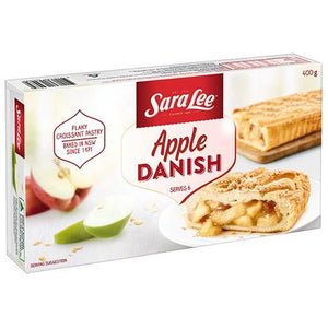 Sara Lee Danish Apple 400gm