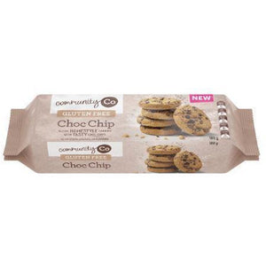 Community Co Gluten Free Choc Chip Cookies 180g