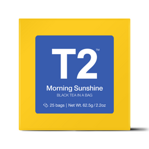 T2 - 25 Pack - Morning Sunshine