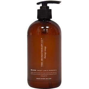 Therapy Hand & Body Wash - Sweet Lime & Mandarin