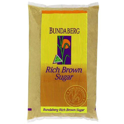Bundaberg Rich Brown Sugar 1kg
