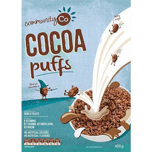 Community Co Cocoa Puffs 400g