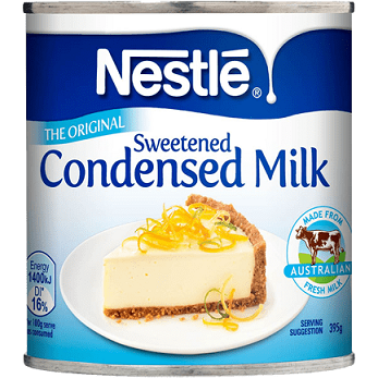 Nestle Condensed Milk 395g