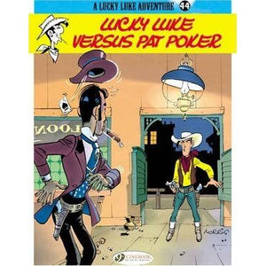 Lucky Luke Books