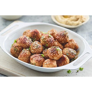 Flame Grilled Meatball