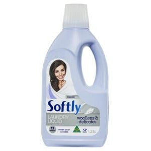 Softly Premium Wool & Delicates Wash 1.25L