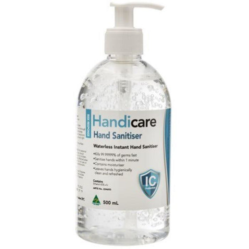 Handicare Hand Sanitiser 500ml