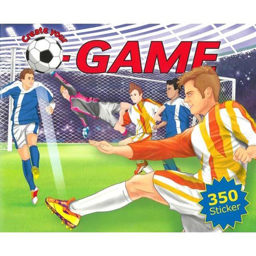Create Your Soccer Game