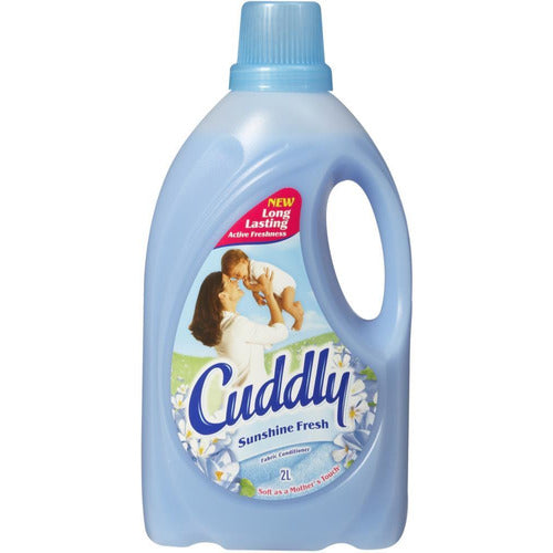 Cuddly 2L Fabric Conditioner