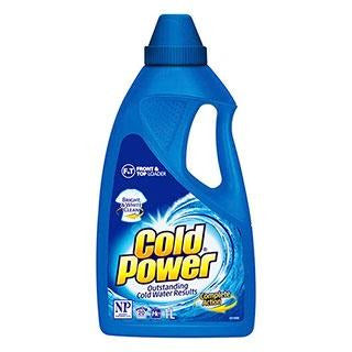Cold Power Laundry Liquid Front & Top Loader regular 1L
