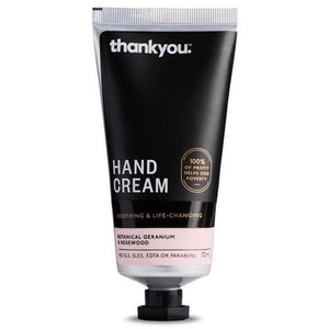 Thankyou Hand Cream 70ml
