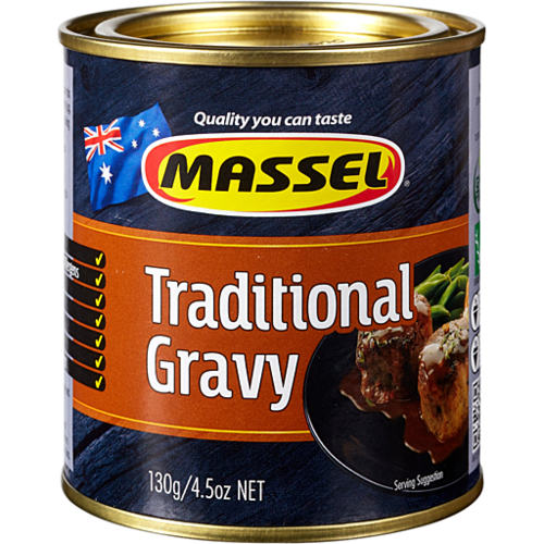 Massel Gravy Powder - Traditional 130g