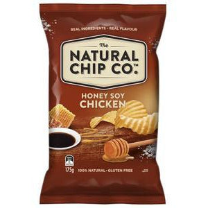 Natural Chip Co. Honey Soy Chicken 175g