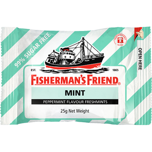 Fisherman's Friend 25g - Peppermint S/F