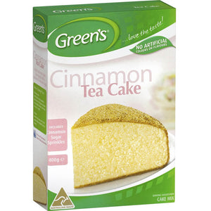 Cinnamon Tea Cake Mix 400g