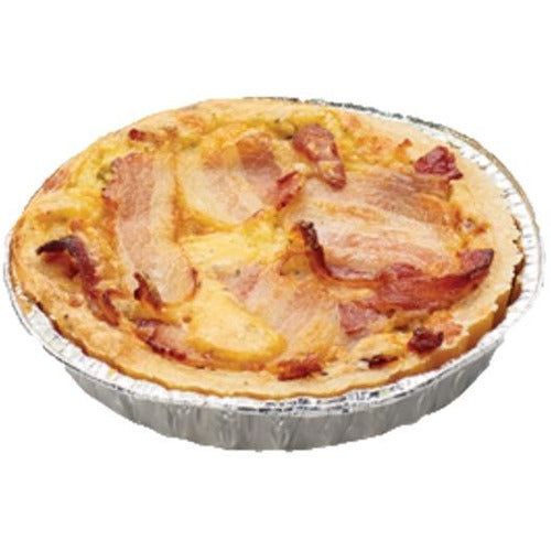 Quiche Lorraine with Streaky Bacon 210g