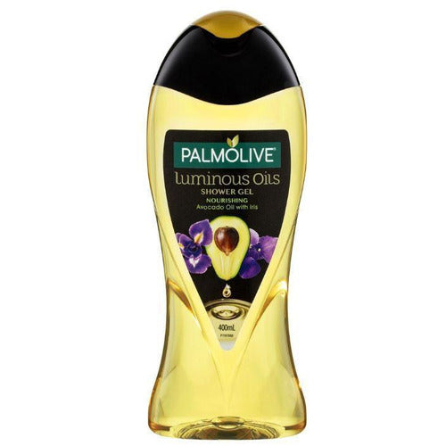 Palmolive Shower Gel Luminous Oils with Iris 400ml