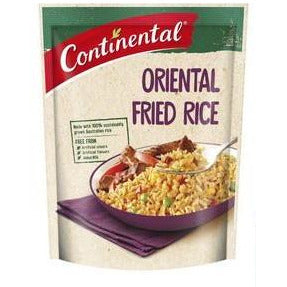 Continental Oriental Fried Rice 115g