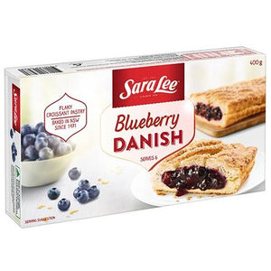 Sara Lee Danish Blueberry 400gm