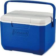 Coleman Cooler Take 6 Polylite Blue
