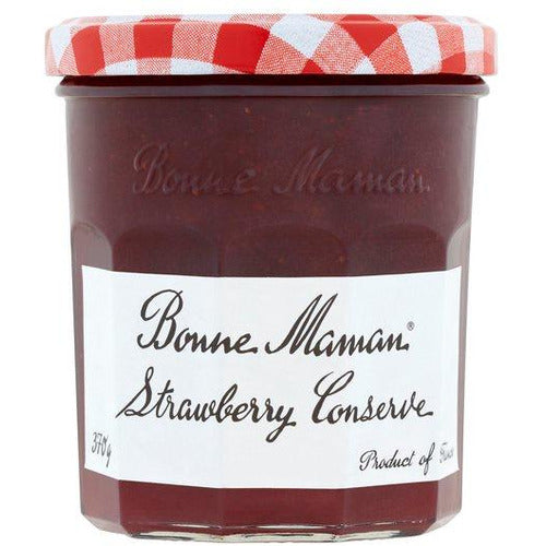 Bonne Maman Strawberry Conserve 370g