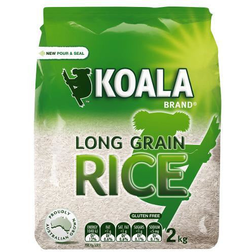 Koala Premium Long Grain Rice 2kg