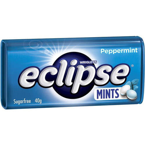 Wrigley's Eclipse Mints 40g - Peppermint