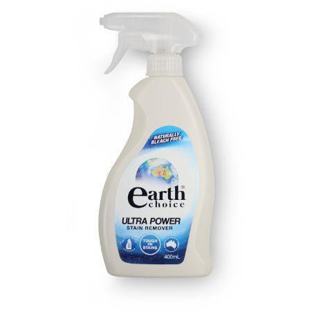Earth Choice Pre Wash Stain Remover Trigger 400ml