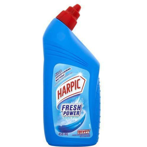Harpic Active Fresh Marine Toilet Cleaner 450ml