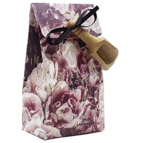 Floral Bouquet Bath Salts