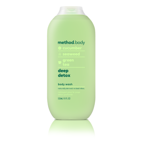 Method Body Wash - Deep Detox