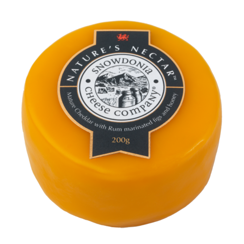 Snowdonia Natures Nectar Cheese 200g