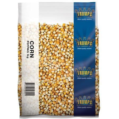 Trumps Popping Corn 1kg