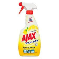 Ajax Spray & Wipe Multipurpose Cleaner 500ml