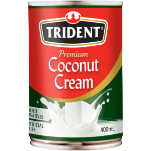 Trident Coconut Cream 400ml