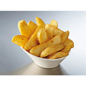 Supa Crunch Battered Wedges 2kg
