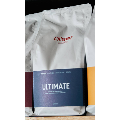 Coffee Hit Beans - 500g - Ultimate Hit