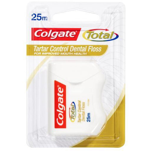 Colgate Dental Ribbon Total Tartar Control 25M