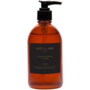 Soul & Ark Liquid Hand Soap